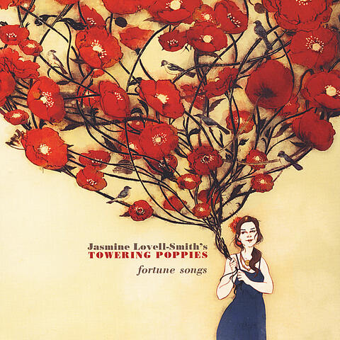 Jasmine Lovell-Smith's Towering Poppies