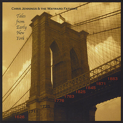 Chris Jennings & The Wayward Fathers