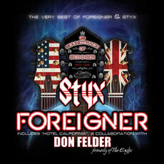 Hot Blooded - Foreigner, Styx & Don Felder