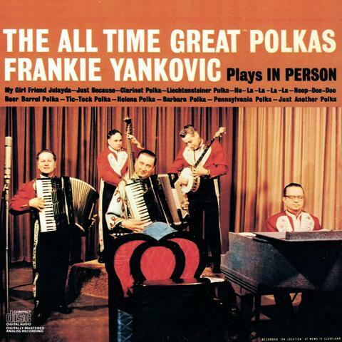 Frankie Yankovic & His Yanks