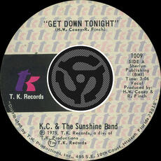 Get Down Tonight (45 Version) - KC & the Sunshine Band