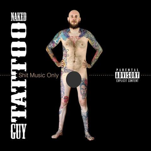 Naked Tattoo Guy
