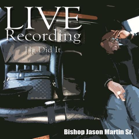 Bishop Jason Martin, Sr.
