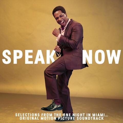 Speak Now album art