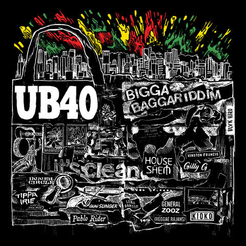 Bigga Baggariddim album art