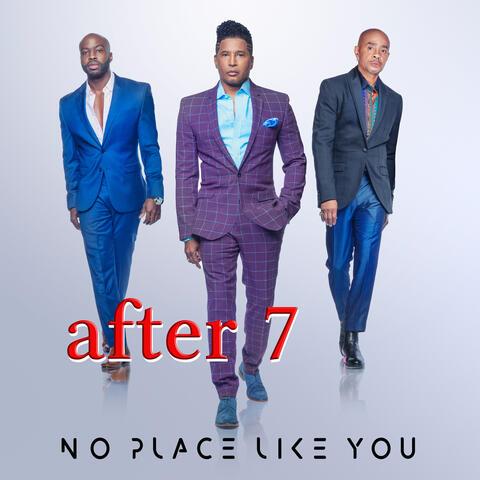 No Place Like You album art