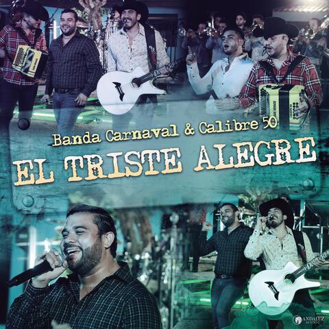 El Triste Alegre album art