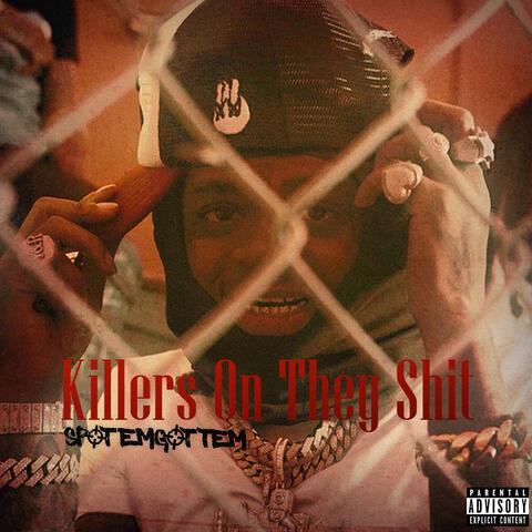 Killers On They Shit album art