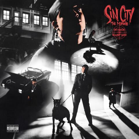 Sin City The Mixtape album art