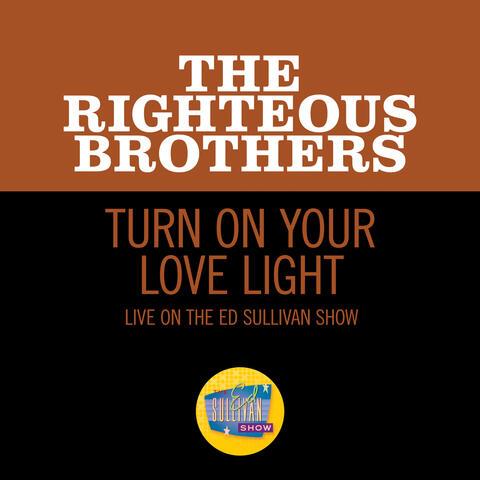 Turn On Your Love Light album art