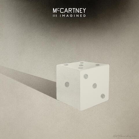 McCartney III Imagined album art