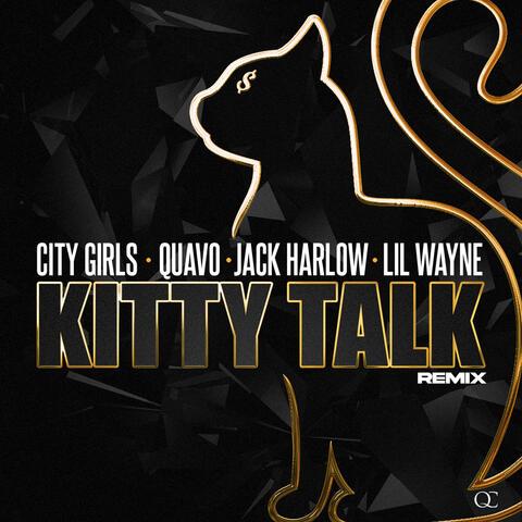 Kitty Talk album art
