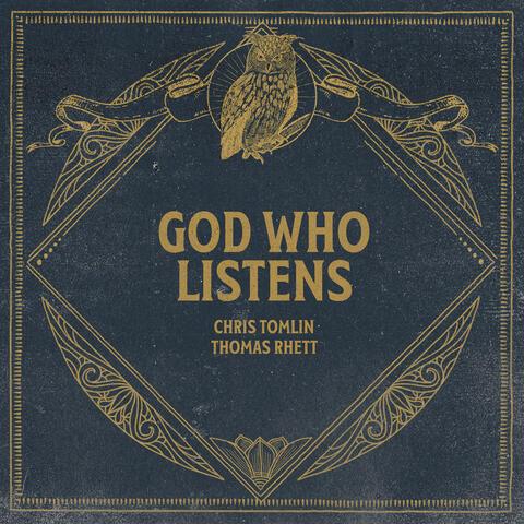 God Who Listens album art