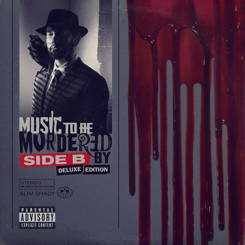 Music To Be Murdered By - Side B album art