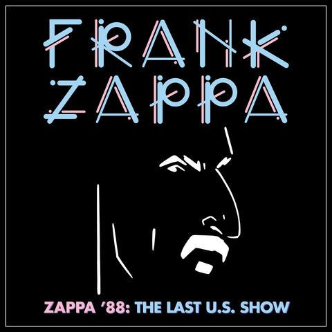 Zappa '88: The Last U.S. Show album art