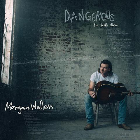 Dangerous: The Double Album album art