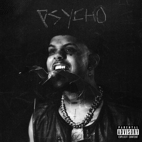 PSYCHO (Legally Insane) EP album art
