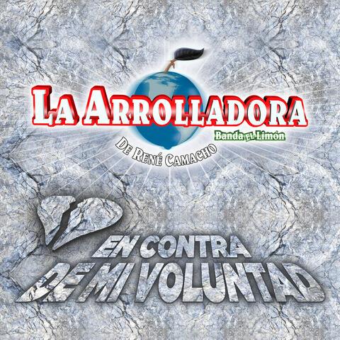 En Contra De Mi Voluntad album art
