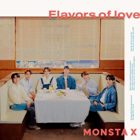 Flavors Of Love album art