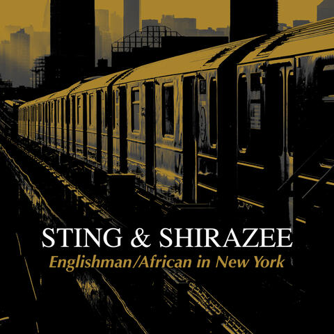 Englishman / African in New York album art