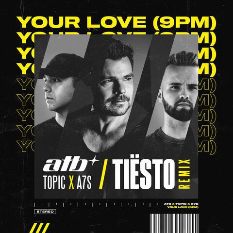 Your Love (9PM) album art