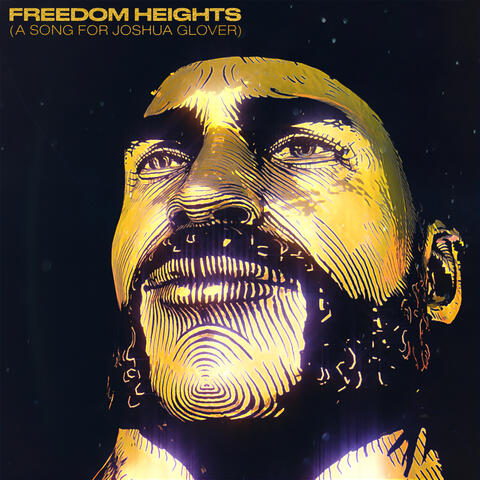 Freedom Heights (A Song For Joshua Glover) album art