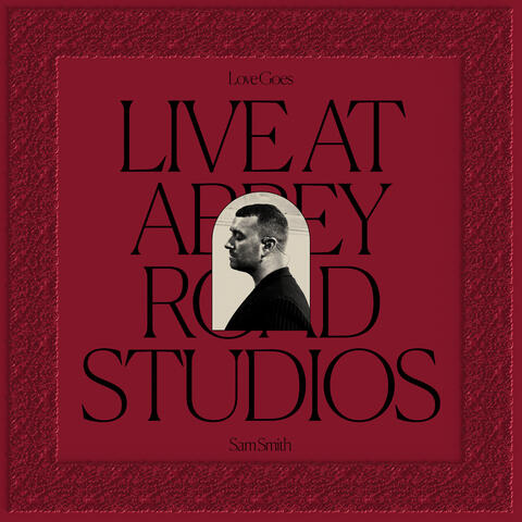 Love Goes: Live at Abbey Road Studios album art