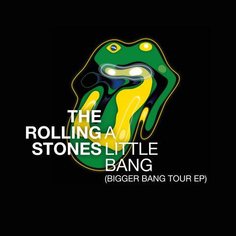 A Little Bang (Bigger Bang Tour EP) album art
