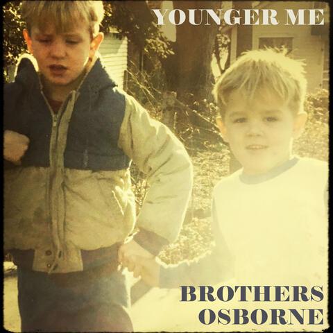 Younger Me album art