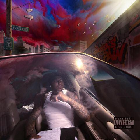 A Gangsta's Pain album art