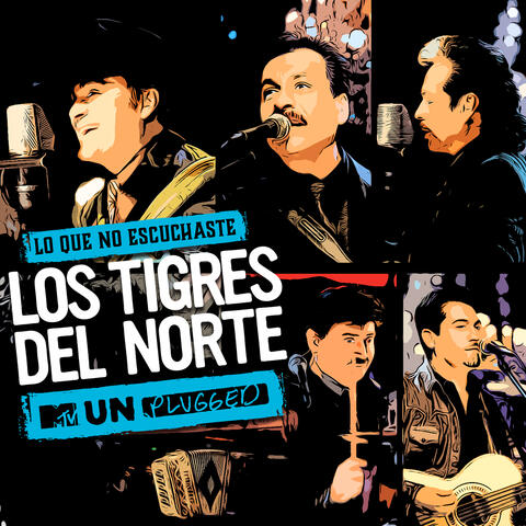 Lo Que No Escuchaste MTV Unplugged album art
