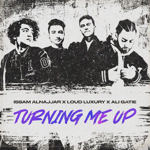 Turning Me Up (Hadal Ahbek) album art