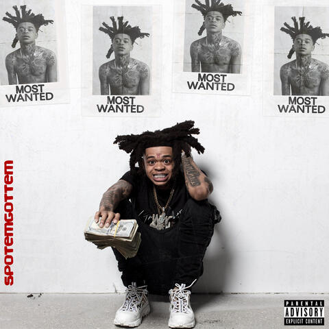 Most Wanted album art