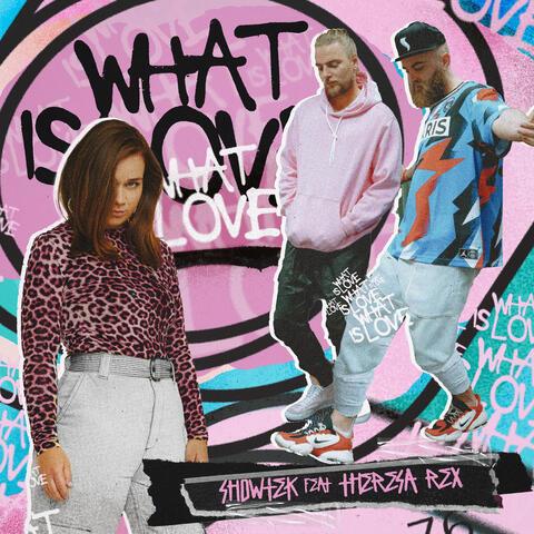 What Is Love album art
