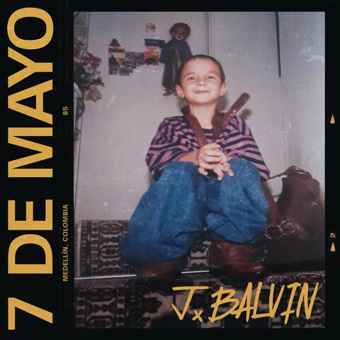 7 De Mayo album art