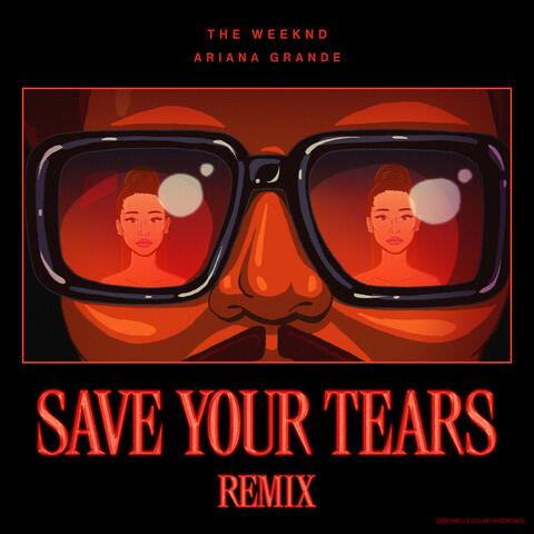 Save Your Tears album art