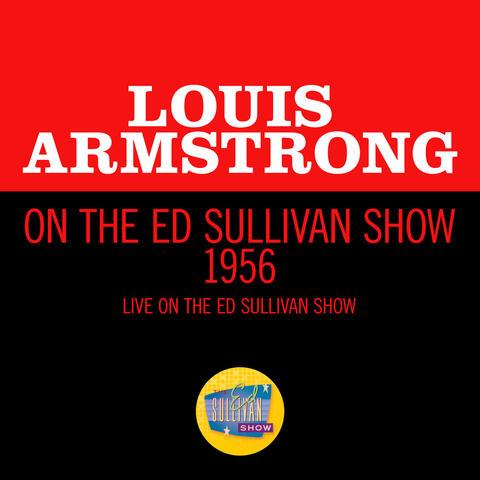 Louis Armstrong On The Ed Sullivan Show 1956 album art