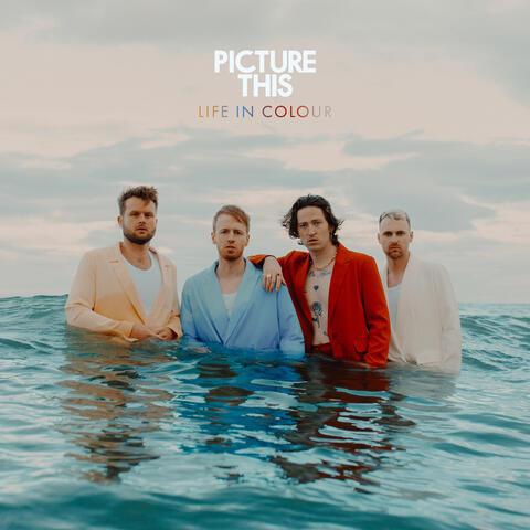 Life In Colour album art
