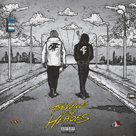 The Voice of the Heroes album art