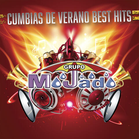 Cumbias De Verano Best Hits album art