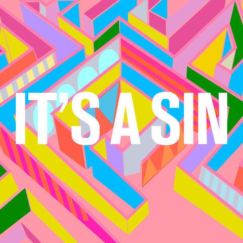 It's a sin album art