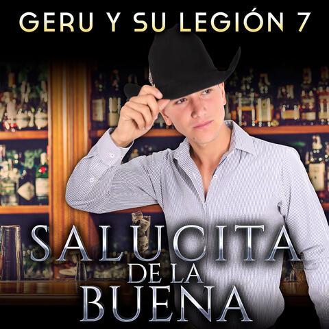 Salucita De La Buena album art