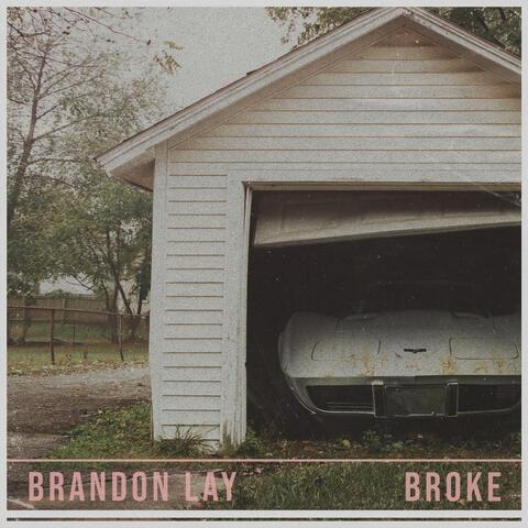 Broke album art