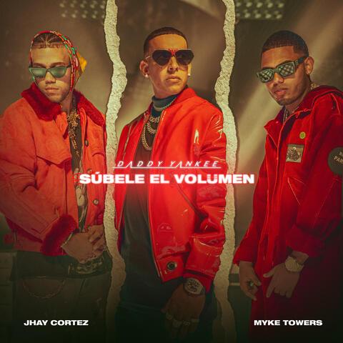 SÚBELE EL VOLUMEN album art