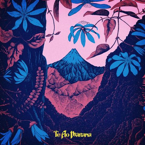 Te Ao Mārama album art