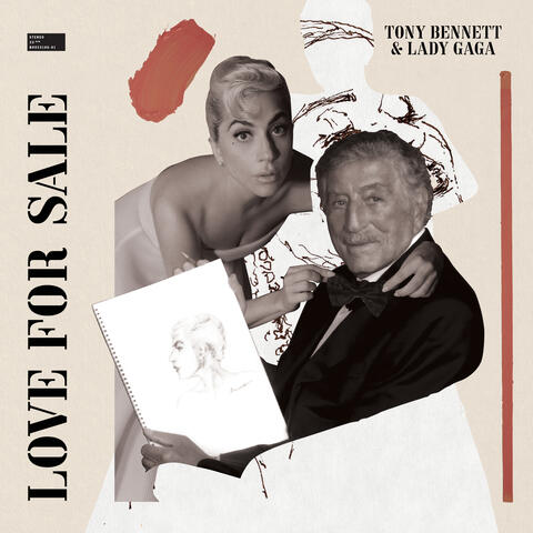 Love For Sale album art