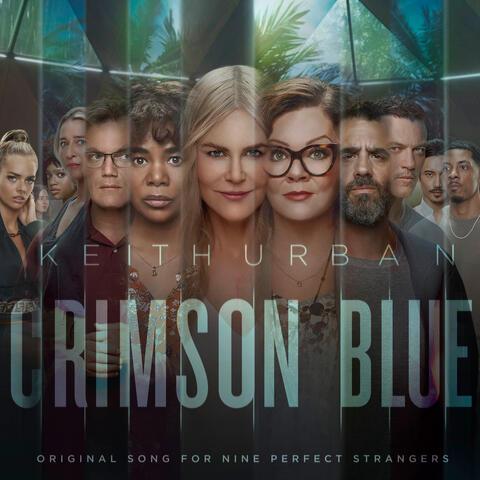 Crimson Blue album art