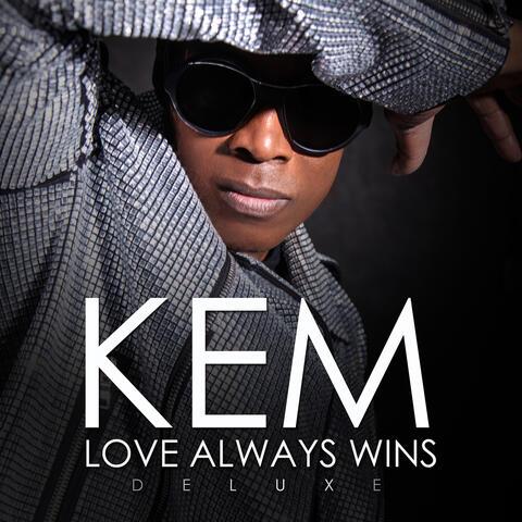 Love Always Wins album art