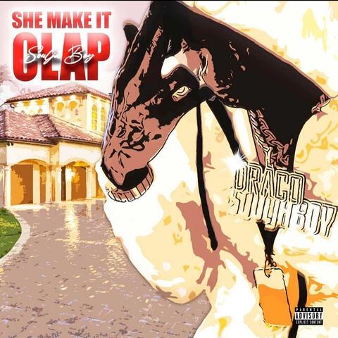 She Make It Clap album art