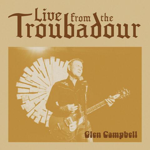 Live From The Troubadour album art